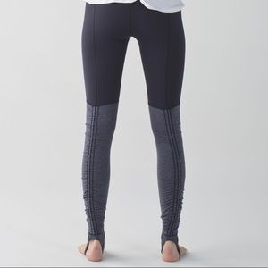 Lululemon Stirrup Leggings
